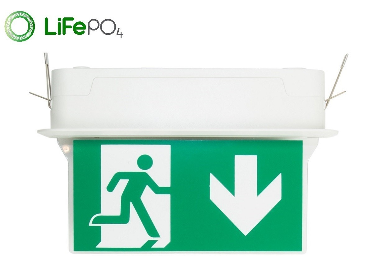 DALI Self-Test Luminaires and Exit Signs - Liteplan - Emergency ...